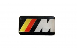 Logo BMW M Deutsch