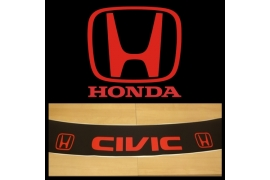 Honda Civic Black